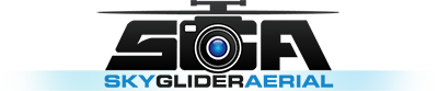 Sky Glider Aerial Photography and Video Logo